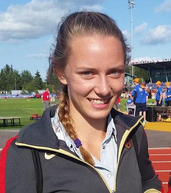 <b>Mareen Kalis</b> darf sich auf einen Start bei der U 20-WM in Bydgoszcz freuen. - Kalis_Mareen1